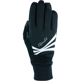 Roeckl Wilora Gloves Women black/white